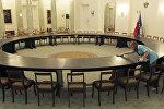 Круглы стол, за якім праходзілі перамовы ўладаў і апазіцыі ў Польшчы ў 1989 годзе