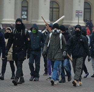 Анархисты на Октябрьской