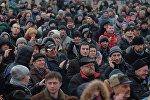Акция в Минске