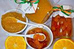 Варенье из апельсиновых корочек и апельсиновый джем