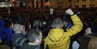 Марш рассерженных белорусов прошёл в Минске