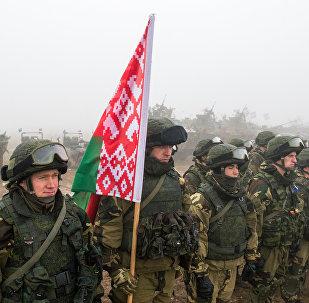 Учения ВДВ России, Беларуси, архивное фото