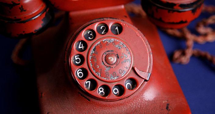Личный телефон Адольфа Гитлера ушел с молотка на аукционе в США