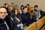 Семья женщины, погибшей в ТЦ Новая Европа