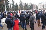 Марш рассерженных белорусов в Бресте