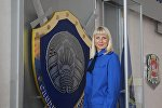 Официальный представитель УСК по Витебской области Светлана Сахарова