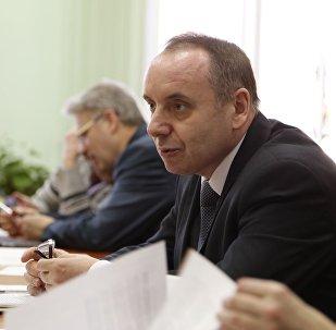 Директор Института языковедения имени Якуба Коласа Игорь Копылов