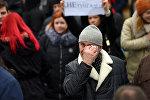 Марш рассерженных белорусов в Гомеле