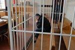 Обвиняемый Андрей Тиханков