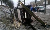 ДТП с участием маршрутки в Могилеве