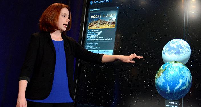 На 3-х планетах всозвездии Водолея может зародиться жизнь