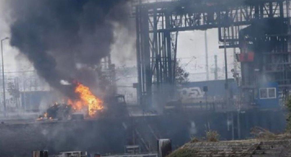 Минимум пятеро погибли при взрыве на«Ферганазоте» вРУз