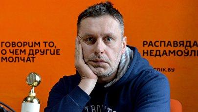 Музыкант и исполнитель Змитер Войтюшкевич