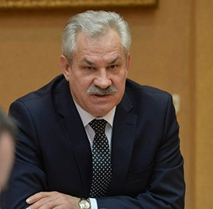 Министр энергетики Владимир Потупчик