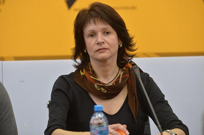 Руководитель комитета маркетинга и качества туристических услуг Министерства спорта и туризма Анна Муха