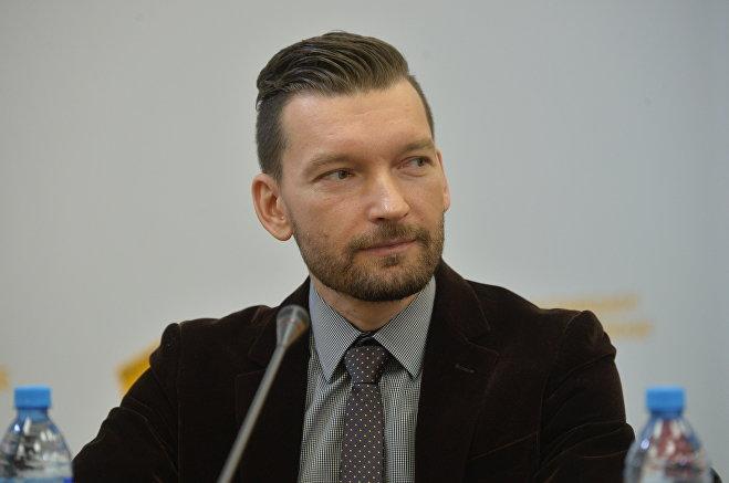 Журналист, режиссер, соавтор книги Спадчына Беларуси Олег Лукашевич