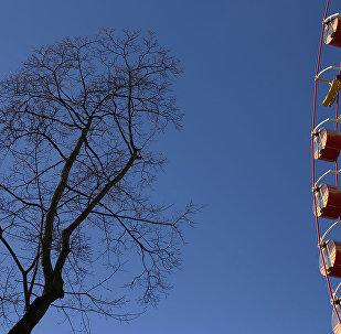 Цэнтральны дзіцячы парк імя Горкага
