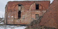 Руины Бобруйской крепости