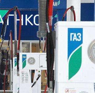 Газозаправочная станция в Казани