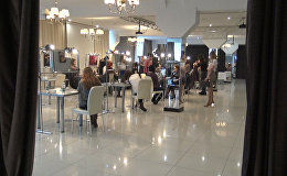 Много девушек и красоты: как прошел конкурс причесок в Минске