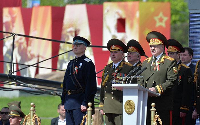 Шуневич рассказал, почему надевает в День Победы форму НКВД