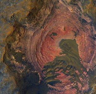 Снимок сердца Марса
