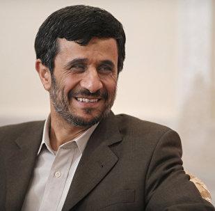 Бывший президент Ирана Махмуд Ахмадинежад