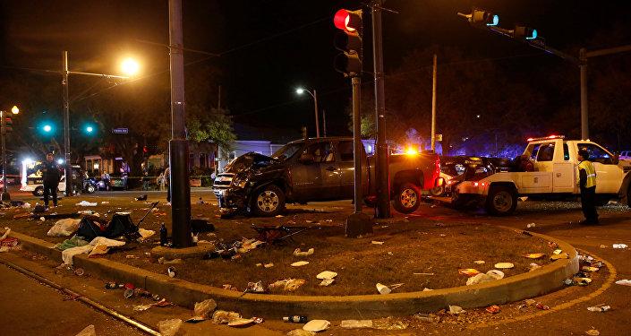 Восемь человек пострадали накарнавале вБразилии
