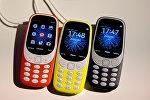 Обновленная Nokia 3310 была представлена в Барселоне