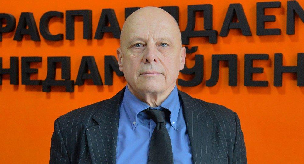 Профессор исторического факультета БГУ, доктор исторических наук Александр Гужаловский