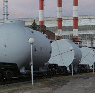 Комплект сепараторов для второго энергоблока БелАЭС