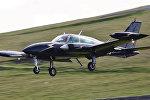 Легкомоторный самолет Cessna 310, архивное фото