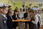 Беларускія школьніцы