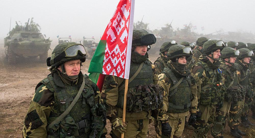 Учения ВДВ России, Беларуси и Сербии Славянское братство-2016