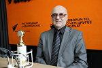Кандидат исторических наук, заведующий кафедрой истории Беларуси и славянских народов БГПУ Анатолий Великий