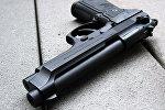 Пневматический пистолет, архивное фото
