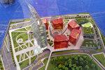 Проект Газпромцентра в Минске