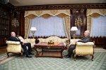 Визит президента Грузии Георгия Маргвелашвили в Республику Беларусь
