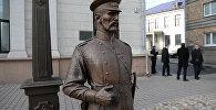 Помнік гарадавому з'явіўся ў Мінску