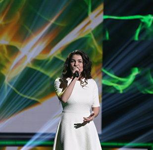 Участница шоу Ты супер! белоруска Дарья Чернова.