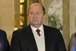 Александр Якобсон освобожден от должности помощника президента Беларуси