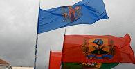 В день битвы на Немиге в центре Минска собрались воины разных эпох