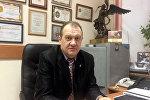 Заместитель начальника главного управления по борьбе с организованной преступностью и коррупцией (ГУБОПиК) МВД Беларуси полковник милиции Владимир Тихиня