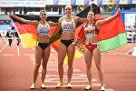 Талай завоевала серебро на ЧЕ по легкой атлетике
