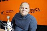 Депутат Рижской городской думы Руслан Панкратов