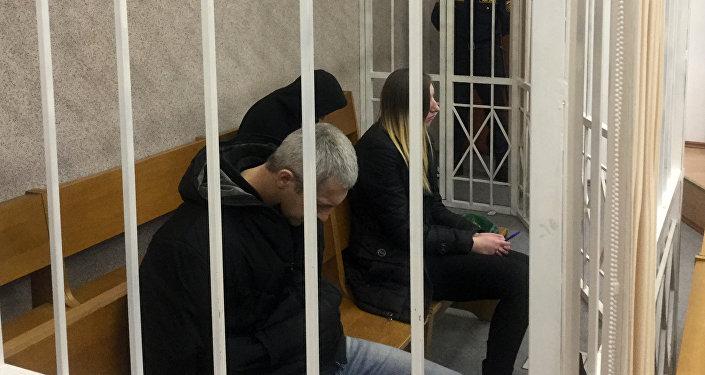 Двое обвиняемых вубийстве молодой пары вМинске приговорены кпожизненному заключению