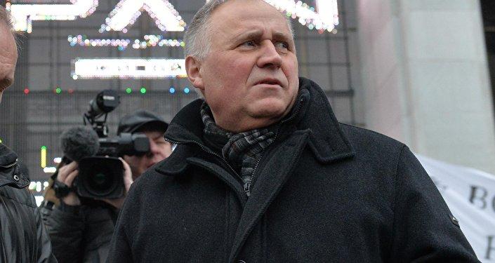 Оппозиционный белорусский политик Некляев находится в клинике вБресте
