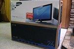 Телевизор Samsung, архивное фото