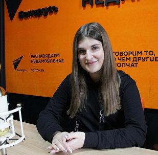 Певица Валерия Грибусова