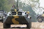 Учения вооруженных сил Запад-2013